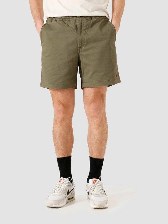 Polo Ralph Lauren Classic Fit Prepster Short Mountain Green 710644995032