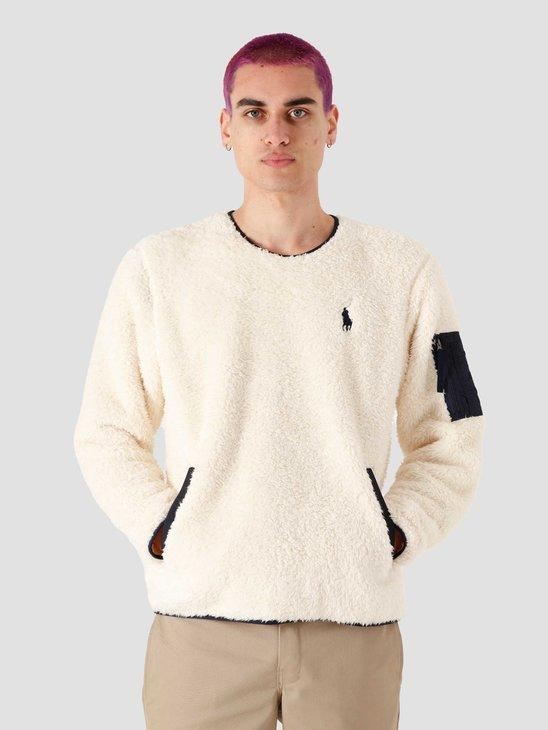 Polo Ralph Lauren Lscnm1 Knit Winter Cream 710824515002