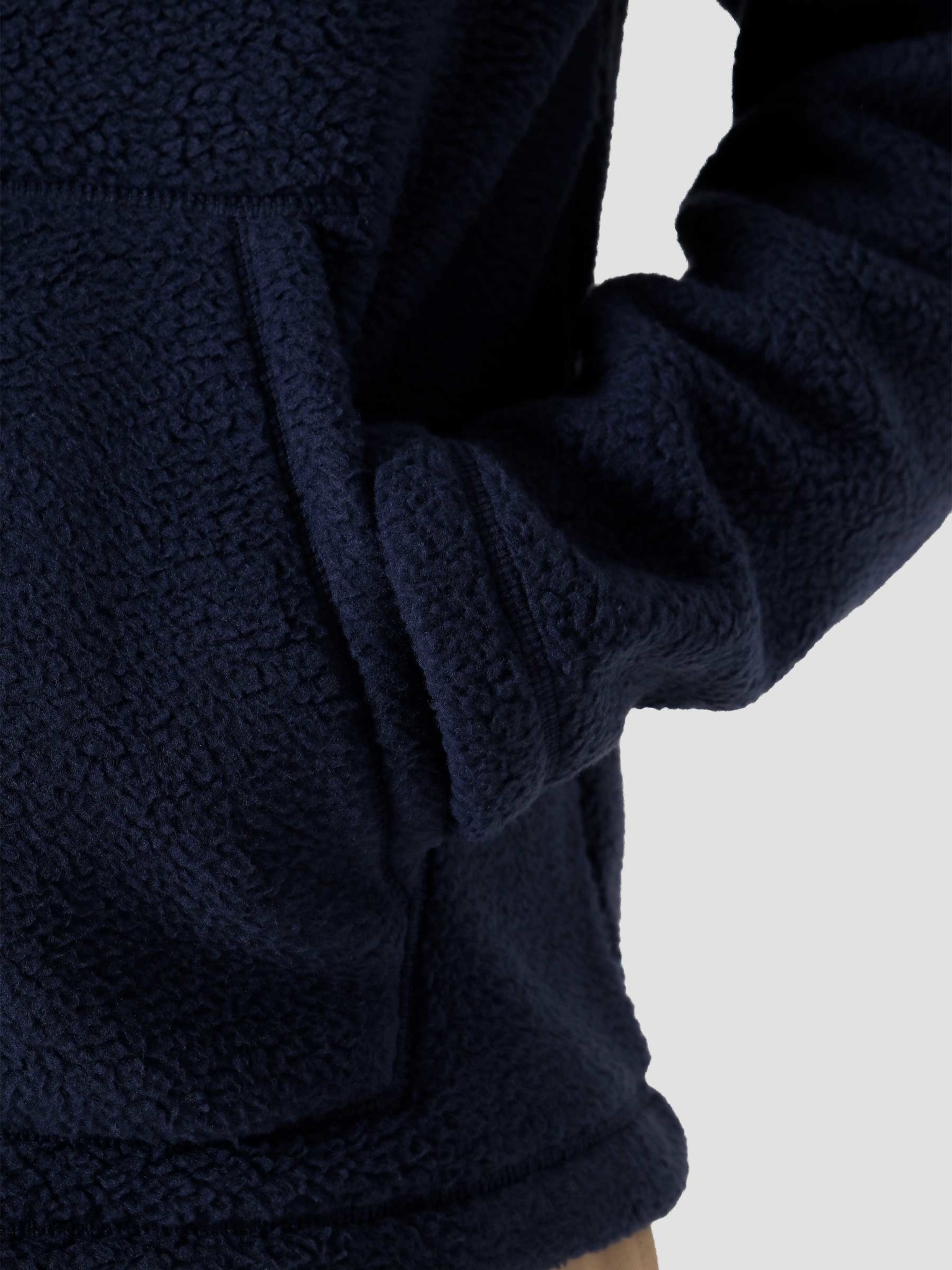 Polo Ralph Lauren Polo Ralph Lauren Lsbtnmock Knit Cruise Navy 710814361004