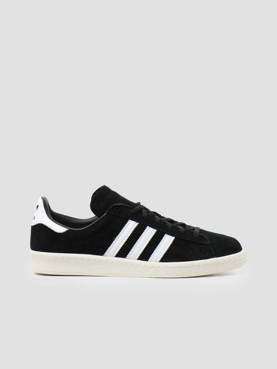 adidas Campus 80S Black White FX5438