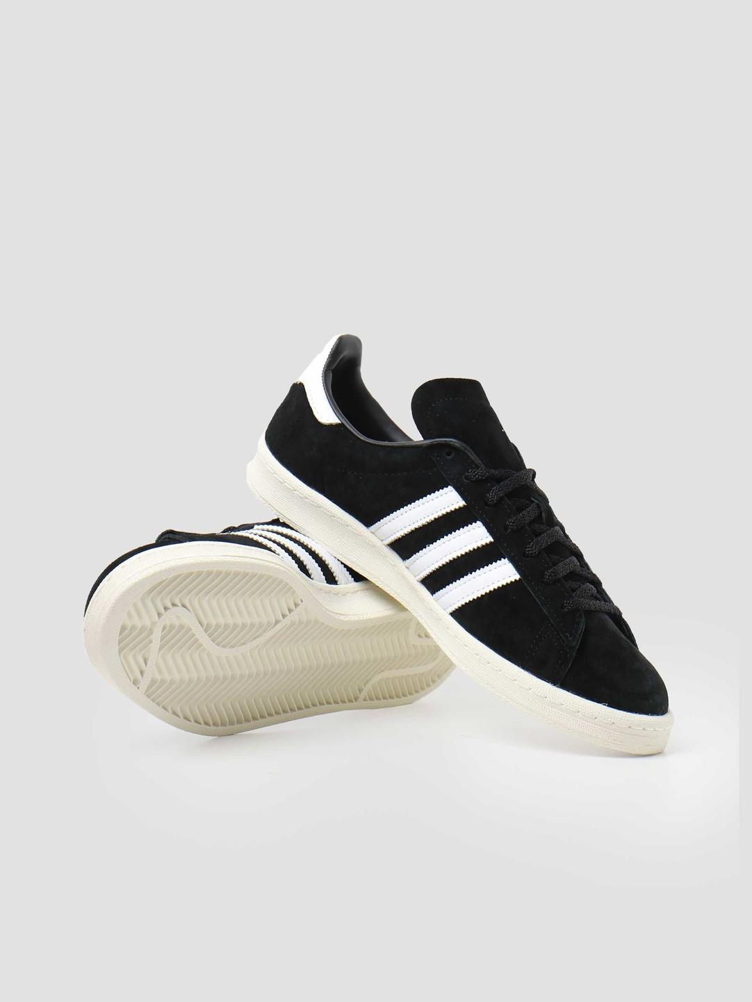 adidas adidas Campus 80S Black White FX5438