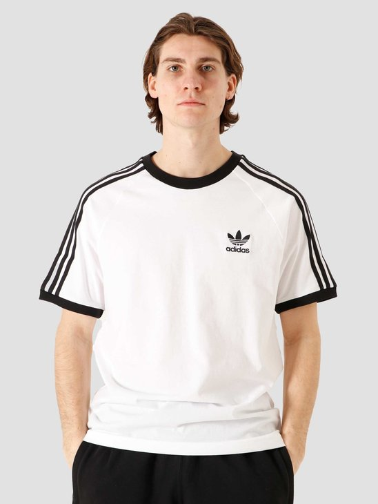 adidas 3 Stripes T-Shirt White GN3494