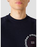 The New Originals The New Originals Catna Circle Sweater Navy