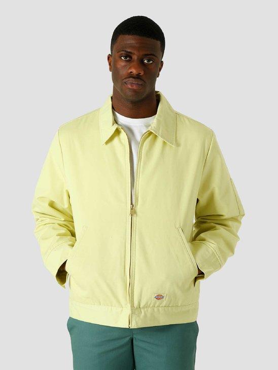 Dickies Lined Eisenhower Jacket Mellow Green DK00TJ15B541