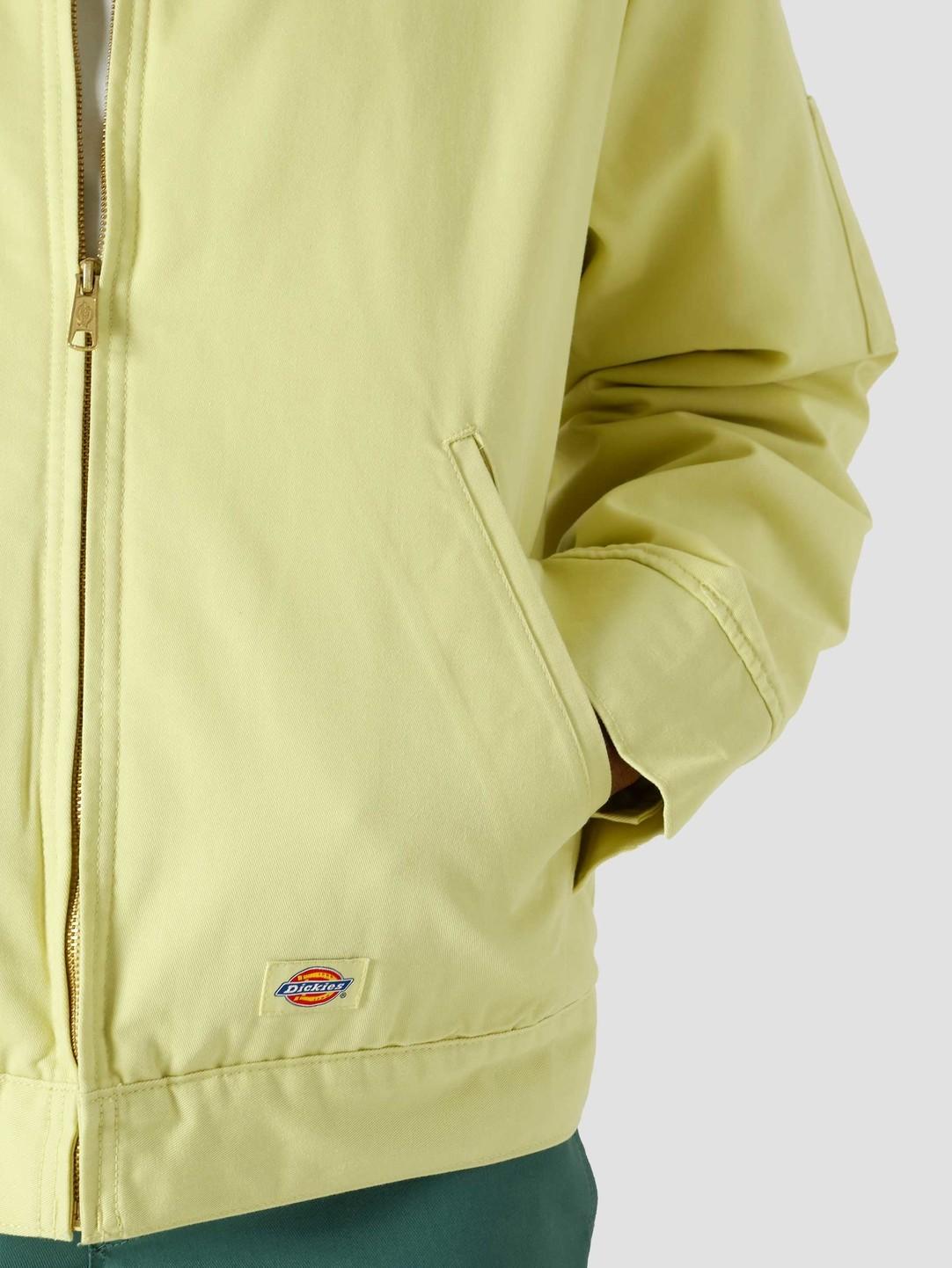 Dickies Dickies Lined Eisenhower Jacket Mellow Green DK00TJ15B541