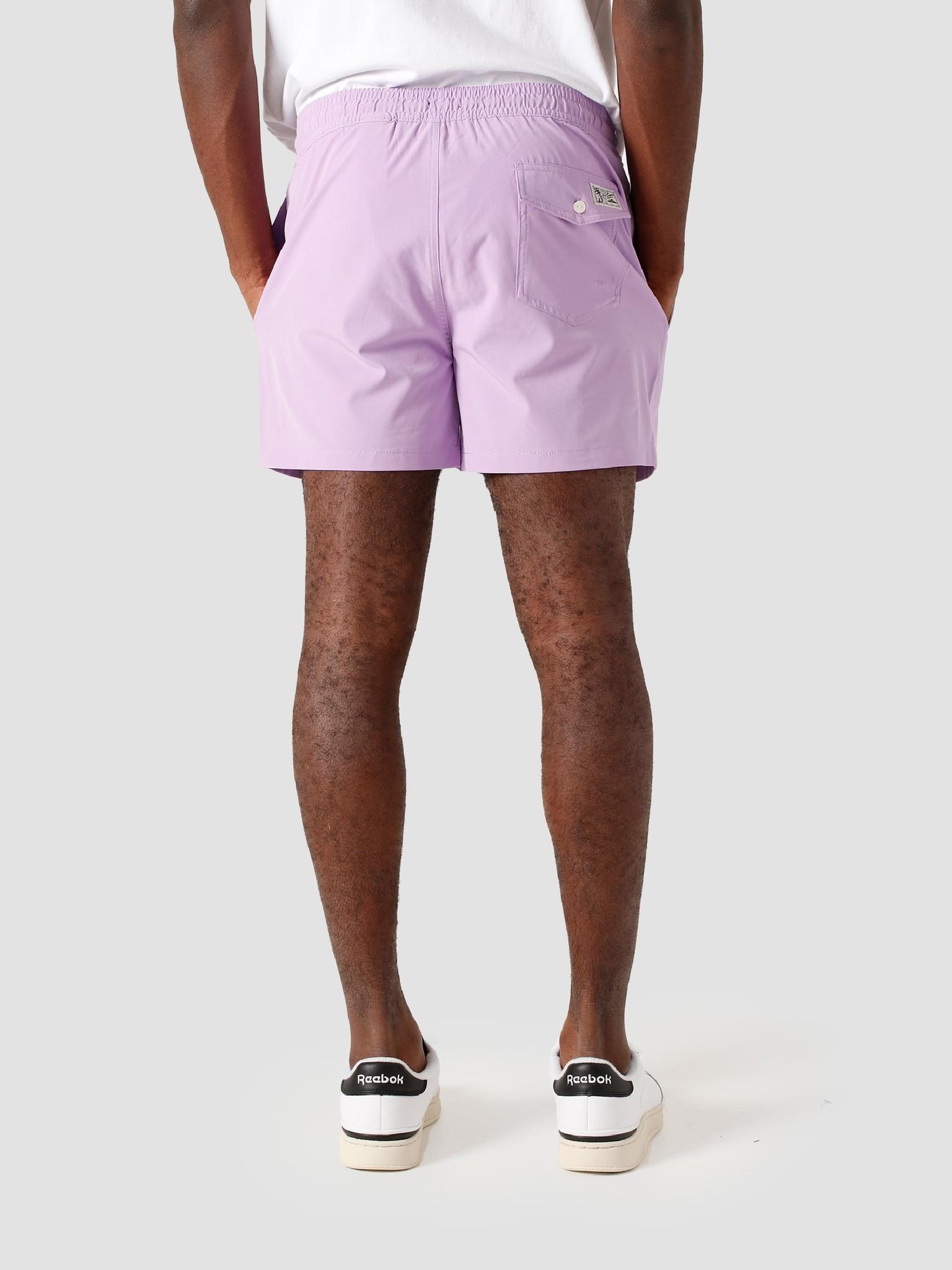 Polo Ralph Lauren Polo Ralph Lauren Recycled Polyester Traveler Short English Lavender 710837404004