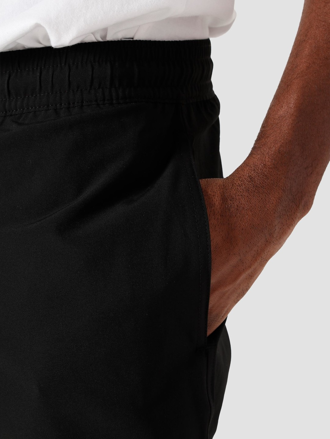 Polo Ralph Lauren Polo Ralph Lauren Recycled Polyester Traveler Short Polo Black 710837404009