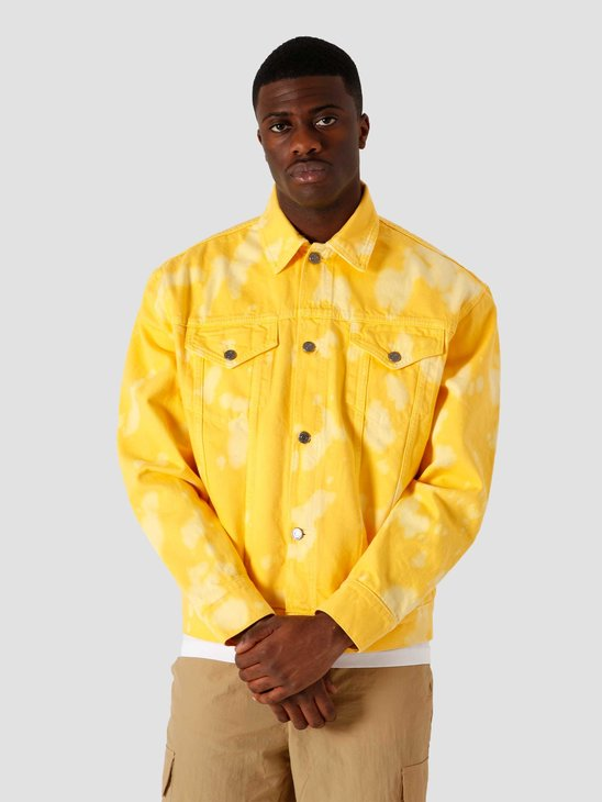 Daily Paper Kardy Jeans Jacket Yellow 2111171