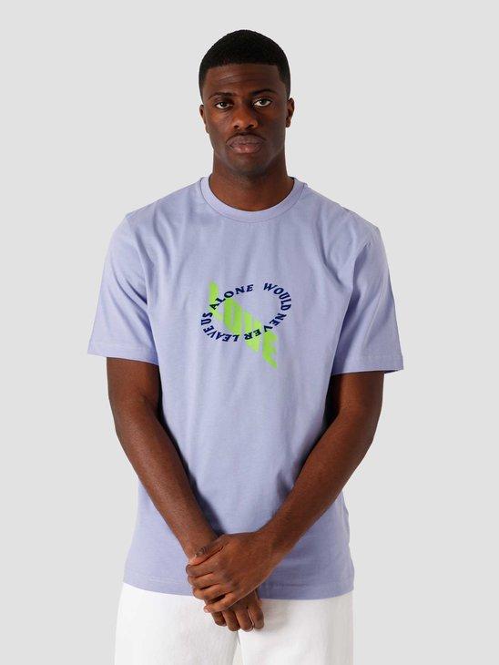 Daily Paper Korjac Classic T-Shirt Jacaranda Purple 2111139
