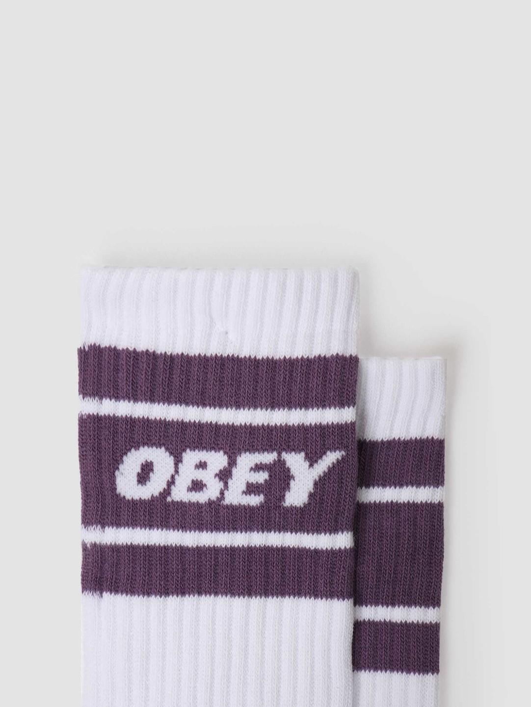 Obey Obey Cooper II Socks Purple Nitro 100260093-PRN