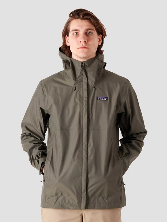 Patagonia M's Torrentshell 3L Jacket Industrial Green 85240