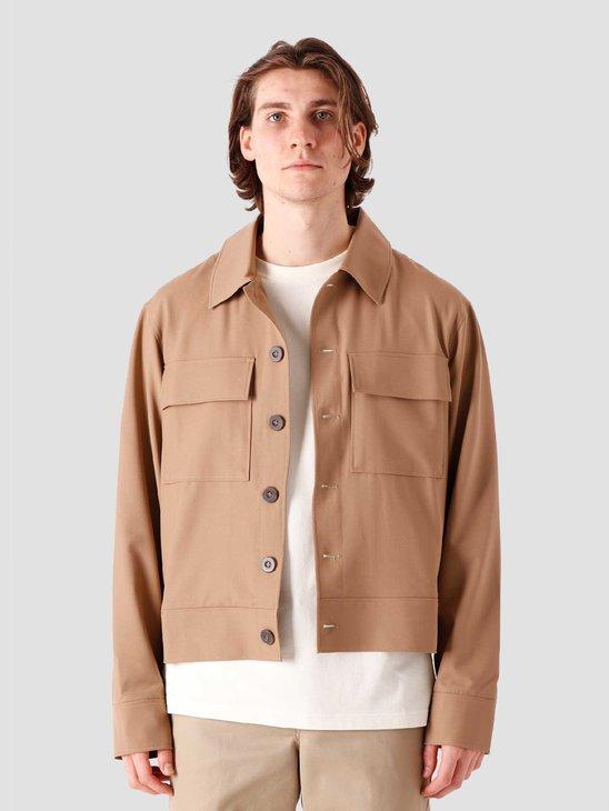 Libertine Libertine Mind Shirt Khaki 2025