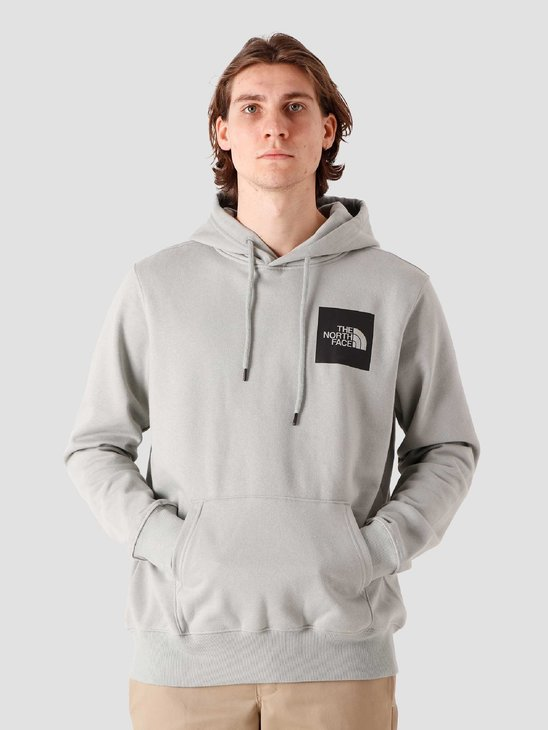 The North Face Fine Hoodie Wrought Iron NF0A55UVHDF