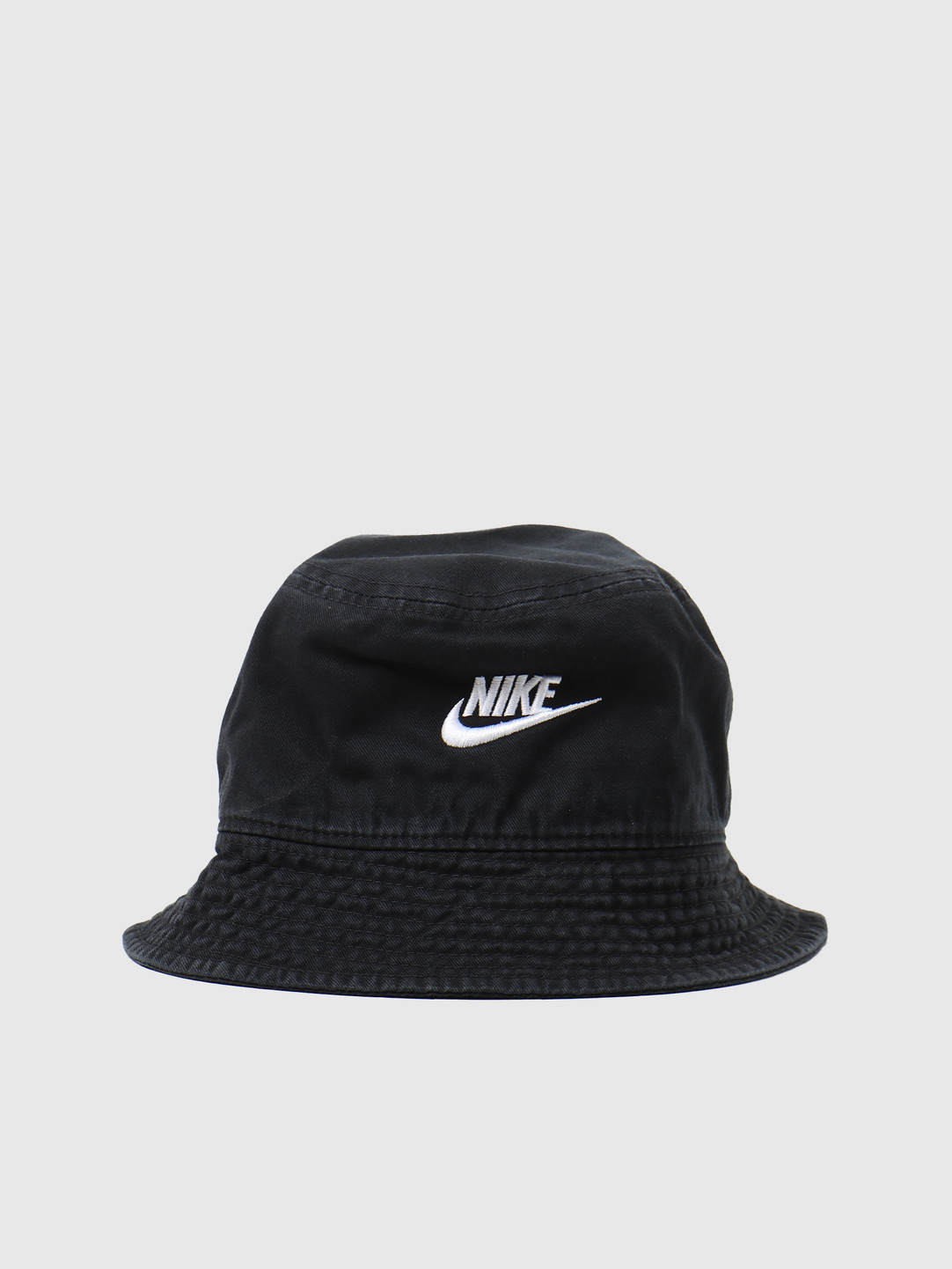 Nike Nike NSW Bucket Hat Futura Wash Black White DC3967-010