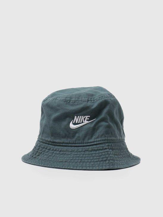 Nike NSW Bucket Hat Futura Wash Hasta DC3967-387