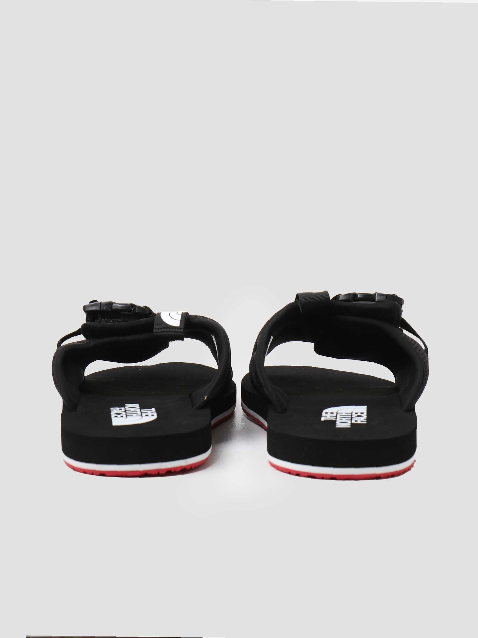 The North Face The North Face Eqbc Slide TNF Black Fiery Red NF0A46B3TJ21