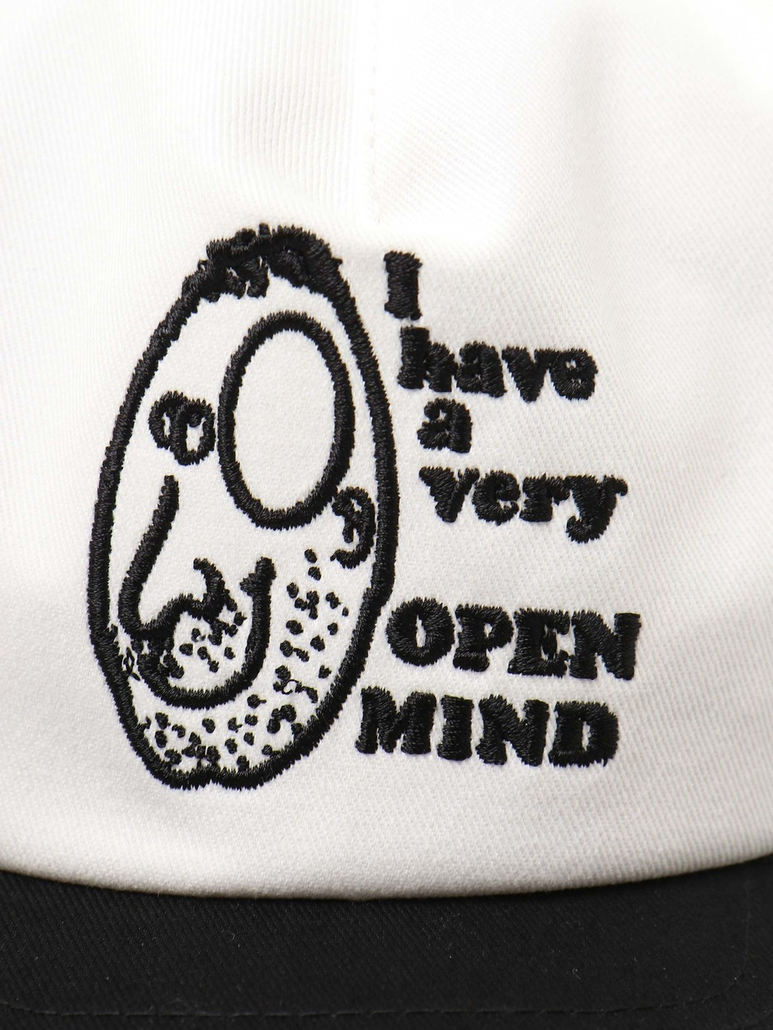 Obey Obey Open Mind Snapback White Multi 100580281
