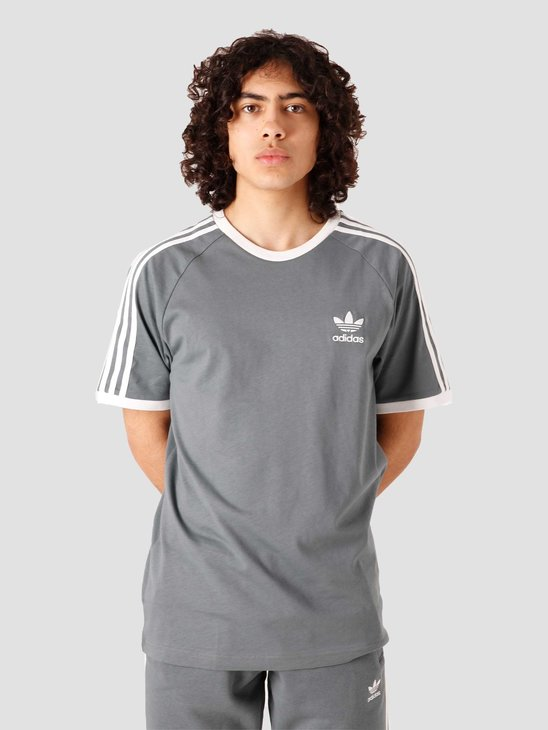 adidas 3-Stripes T-Shirt Blue Oxide GN3500