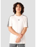 adidas adidas Sport 3 Stripe T-Shirt White GN2422