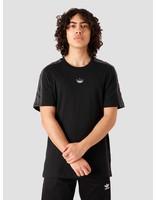 adidas adidas Sport 3 Stripe T-Shirt Black White GN2417