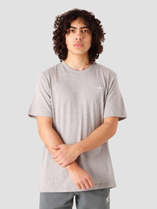 adidas Essential T-Shirt Grey Heather GN3414