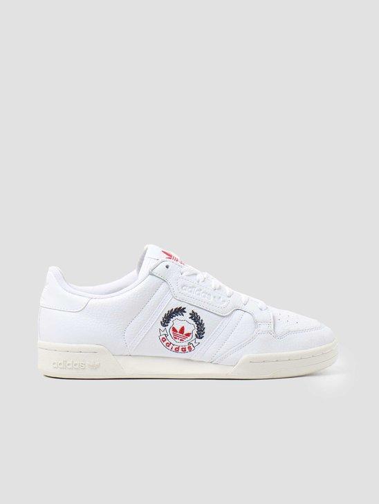 adidas Continental 80 Footwear White FX5092