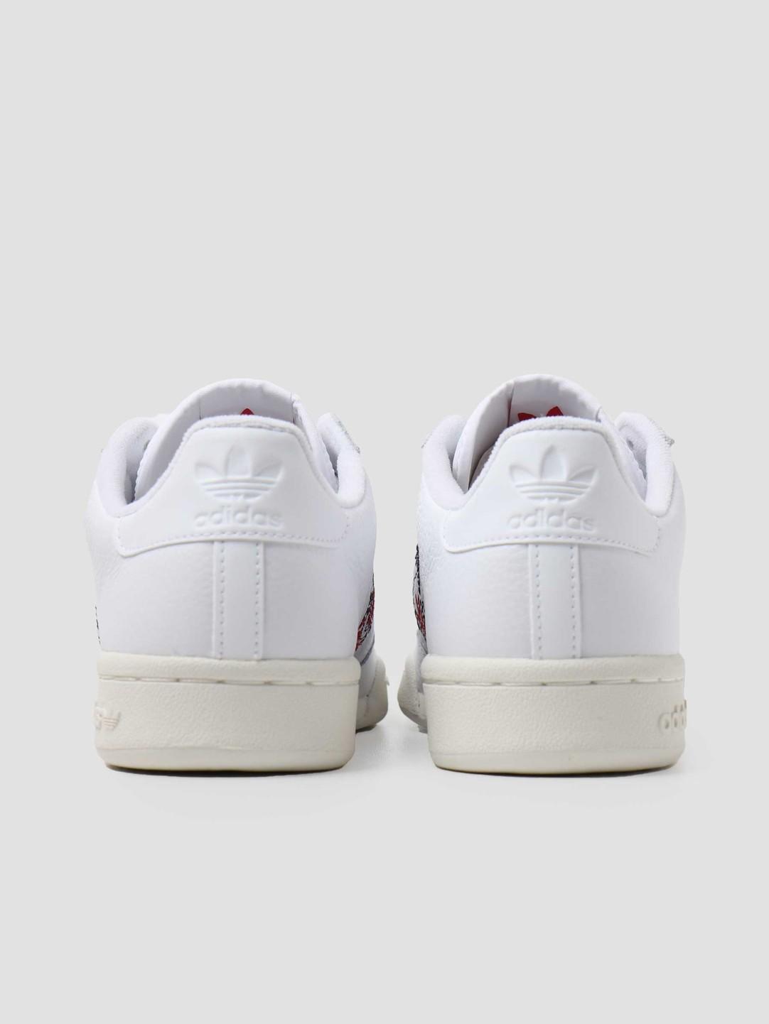 adidas adidas Continental 80 Footwear White FX5092