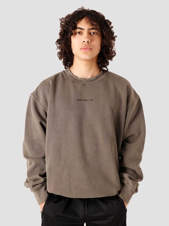 adidas Dyed Crewneck Branch HB8053
