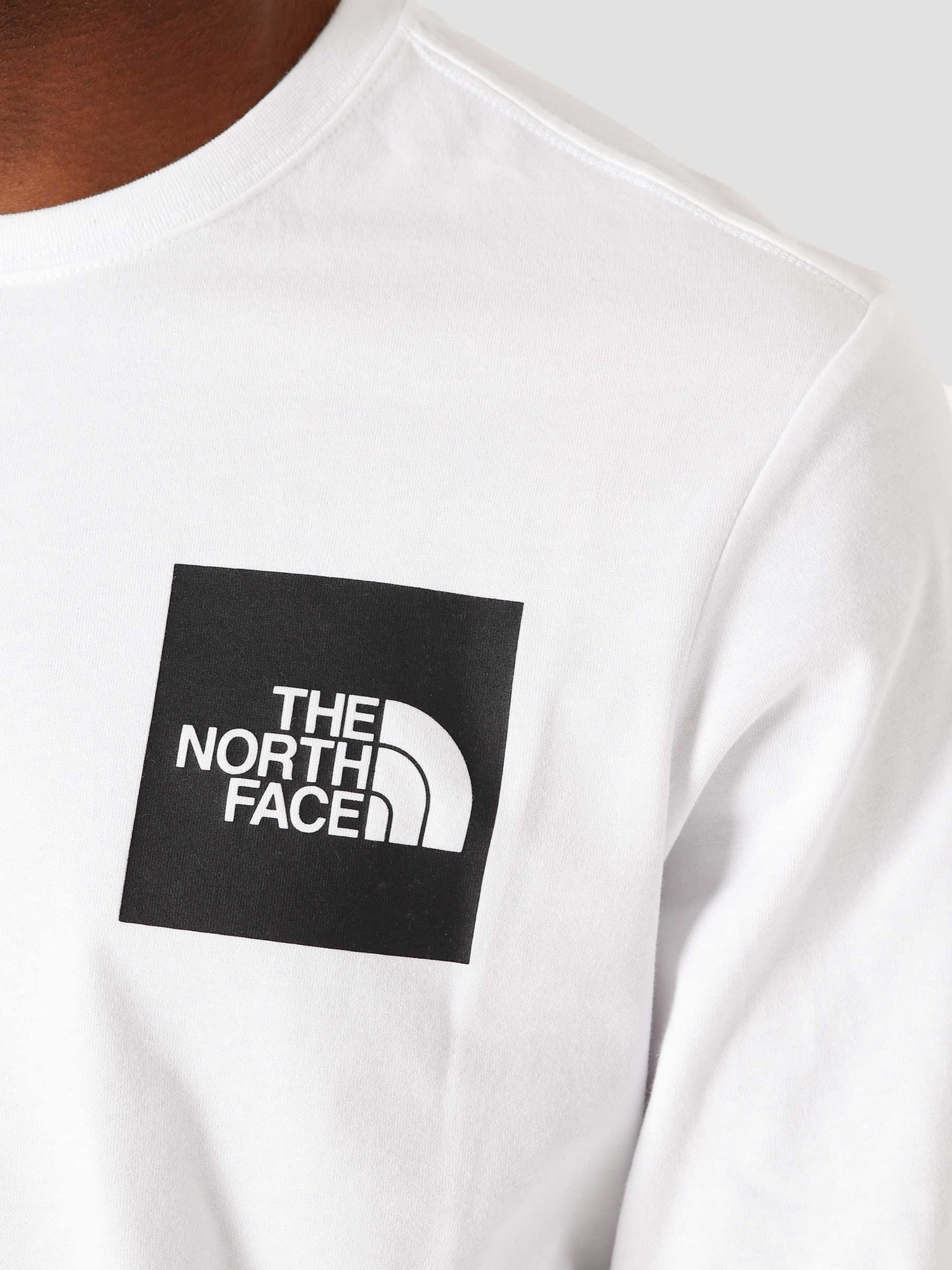 The North Face The North Face Fine Longsleeve TNF White T937FTFN4