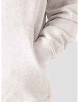 by Parra by Parra Staring Hooded Sweatshirt Ash Grey 45200