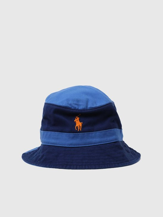 Polo Ralph Lauren Loft Bucket Hat Chino Multi 710834742001
