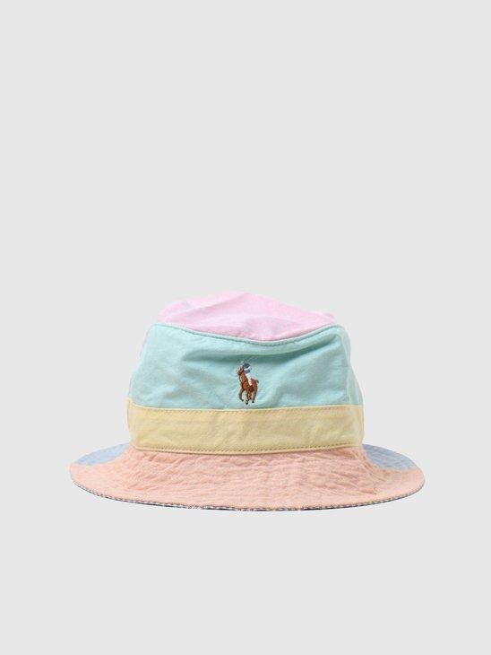Polo Ralph Lauren Loft Bucket Hat Multi 710834741001