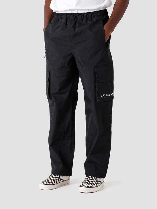 Stussy Apex Pant Black 116480-0001