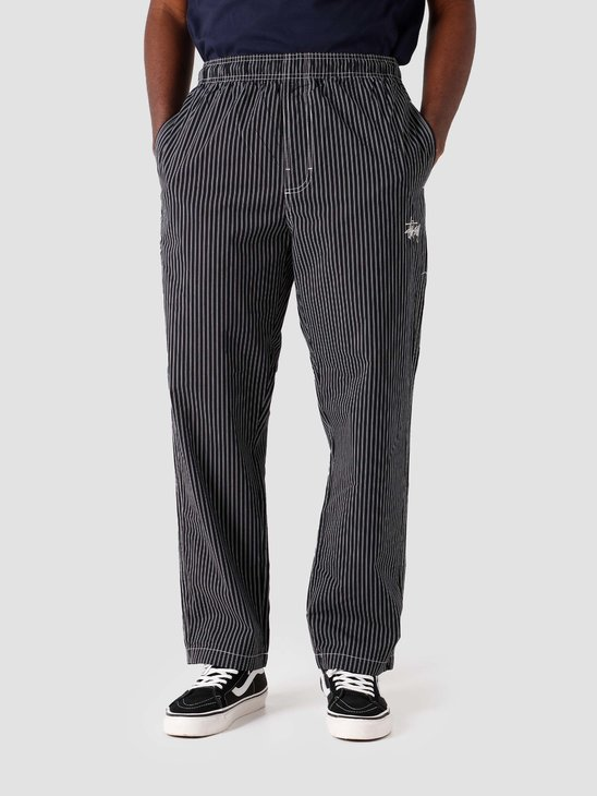 Stussy Brushed Cotton Relaxed Pant Stripe 116473-922