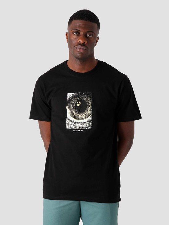 Stussy Acid Eye T-Shirt Black 1904647-0001