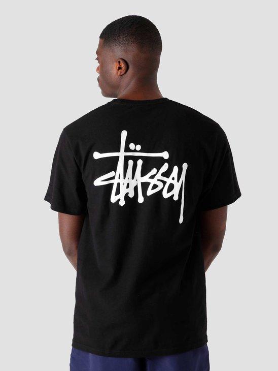 Stussy Basic Stussy T-Shirt Black 1904649-0001