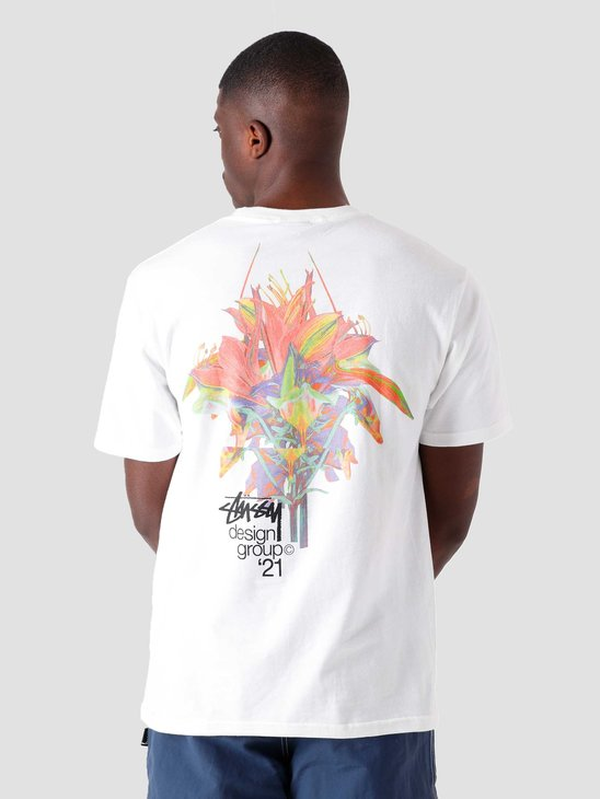 Stussy Design Group 21 T-Shirt White 1904653-1201