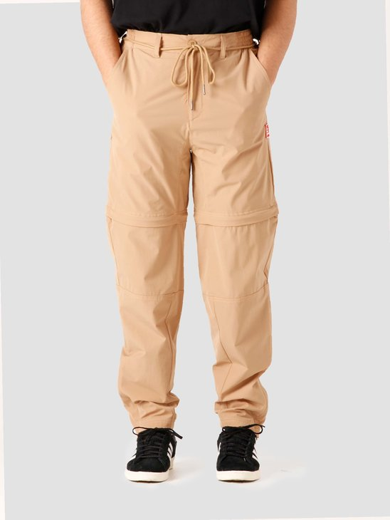 The New Originals Parachute Trousers Sand
