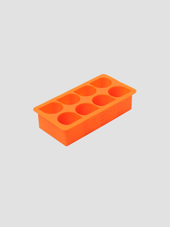 Carhartt WIP C Logo Ice Cube Tray Carhartt Orange I026757-X400