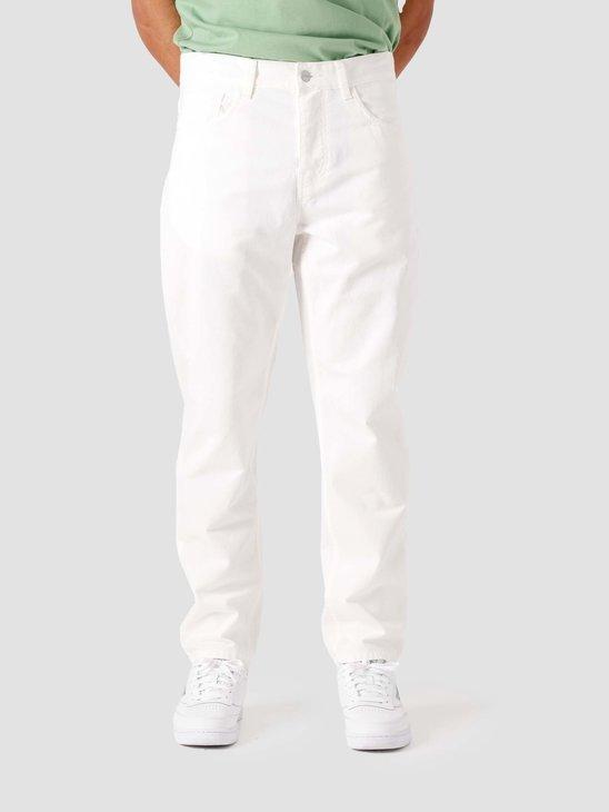Carhartt WIP Newel Pant Off White I026514-350GD
