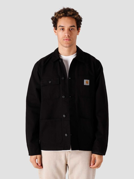 Carhartt WIP Michigan Coat Black I024849-89GD