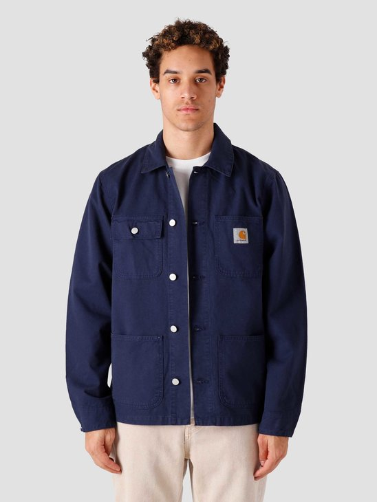 Carhartt WIP Michigan Coat Blue I024849-01GD