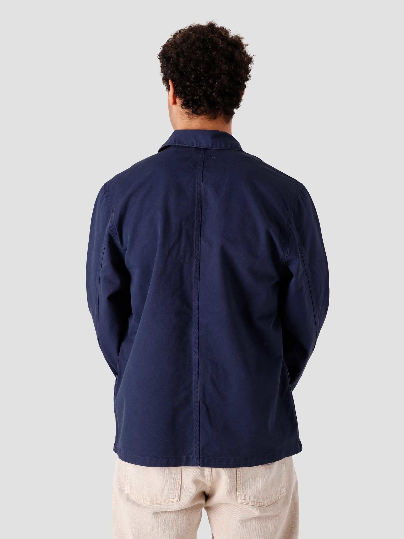 Carhartt WIP Carhartt WIP Michigan Coat Blue I024849-01GD