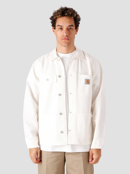 Carhartt WIP Michigan Coat Off White I024849-350GD