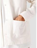 Carhartt WIP Carhartt WIP Michigan Coat Off White I024849-350GD