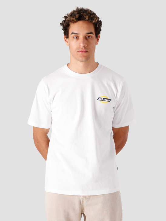 Dickies Ruston T-Shirt White DK0A4XDCWHX1