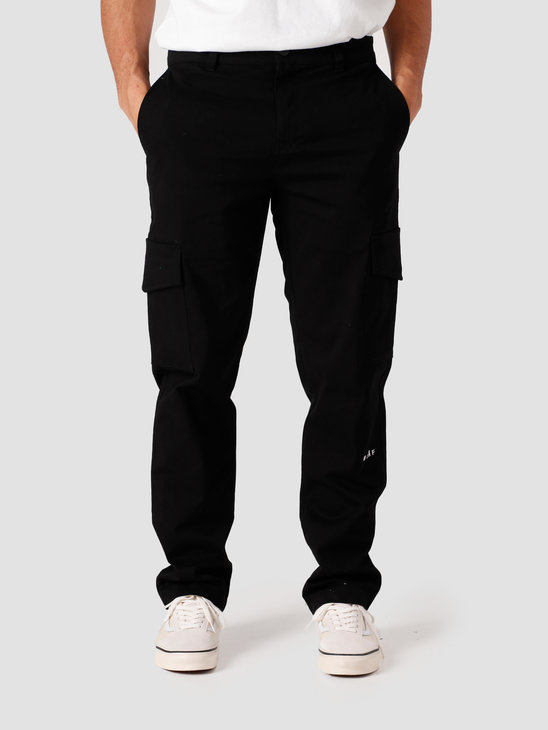 Olaf Hussein OH Cargo Pants Black