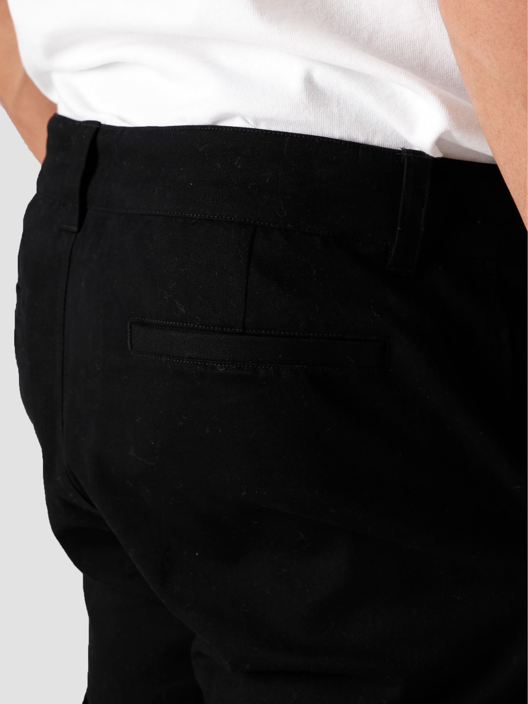 Olaf Hussein Olaf Hussein OH Cargo Pants Black