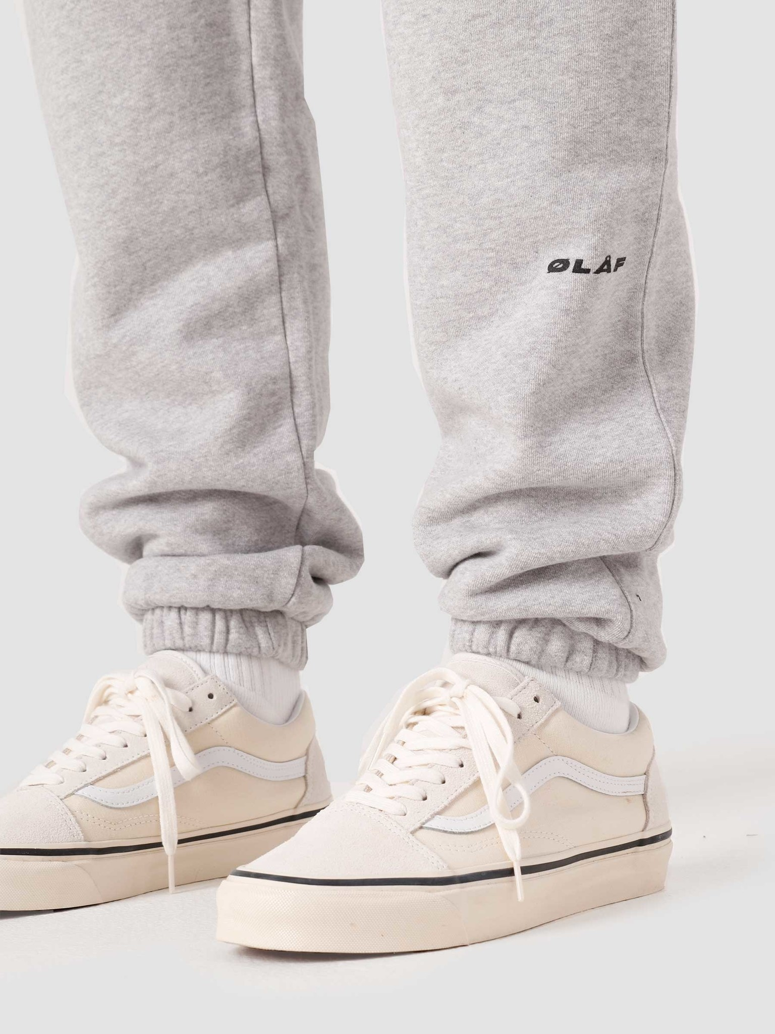 Olaf Hussein Olaf Hussein OLAF Sweatpant Heather Grey