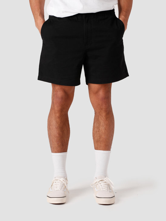 Polo Ralph Lauren Classic Fit Prepster Short Polo Black 710644995013